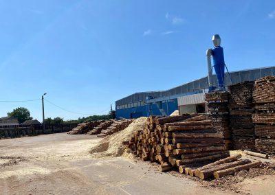 drewno do produkcji palet