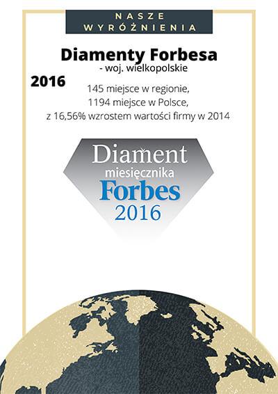wdrożenie firmy diamenty Forbesa