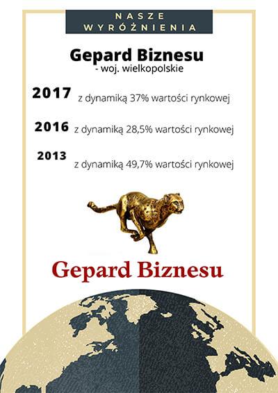 wdrożenie firmy Gepard Biznesu